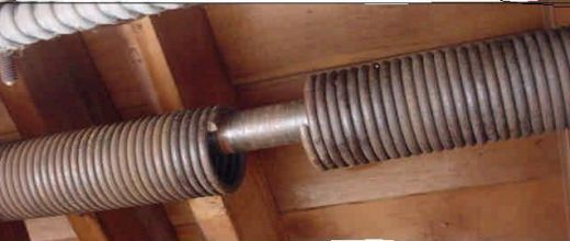 Garage Door Broken Spring Repair Carpinteria CA